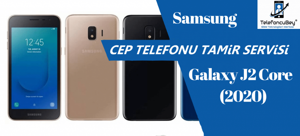 Samsung Galaxy J2 Core (2020) Home Tuş Arizasi